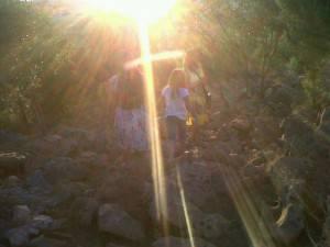 Croce di Luce a Medjugorje