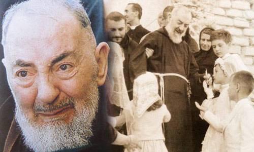 San Pio da Pietrelcina, Video Benedizione
