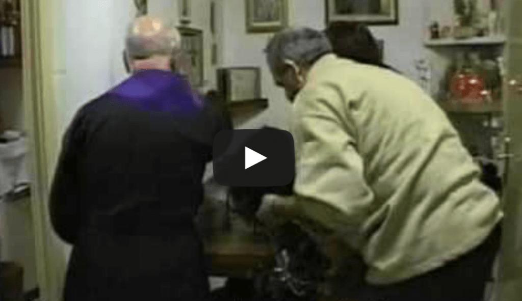 Video di un  Vero Esorcismo. (sconsigliato alle persone sensibili)