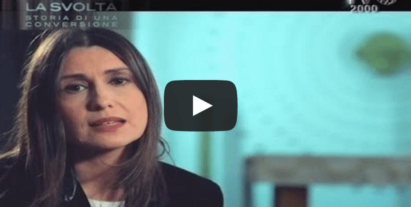 Claudia Koll e la sua incredibile Conversione a Cristo (VIDEO)