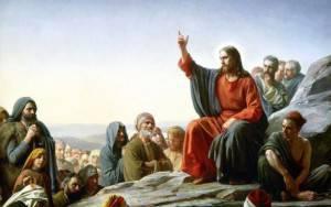 gesù insegna padre nostro