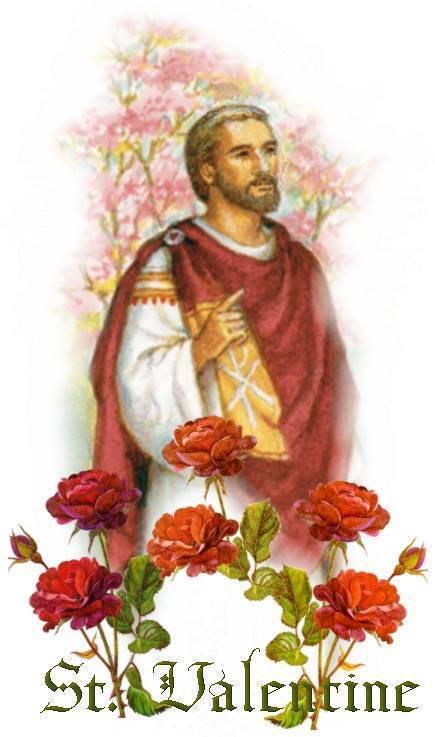 Il santo del giorno 14 febbraio 2015 si celebra san - Colore del giorno di san valentino ...