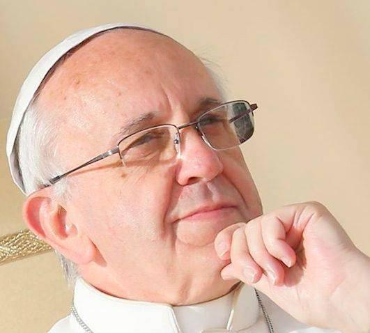 """Papa Francesco: """"Per i Pedofili non c'è posto nella Chiesa."""""""
