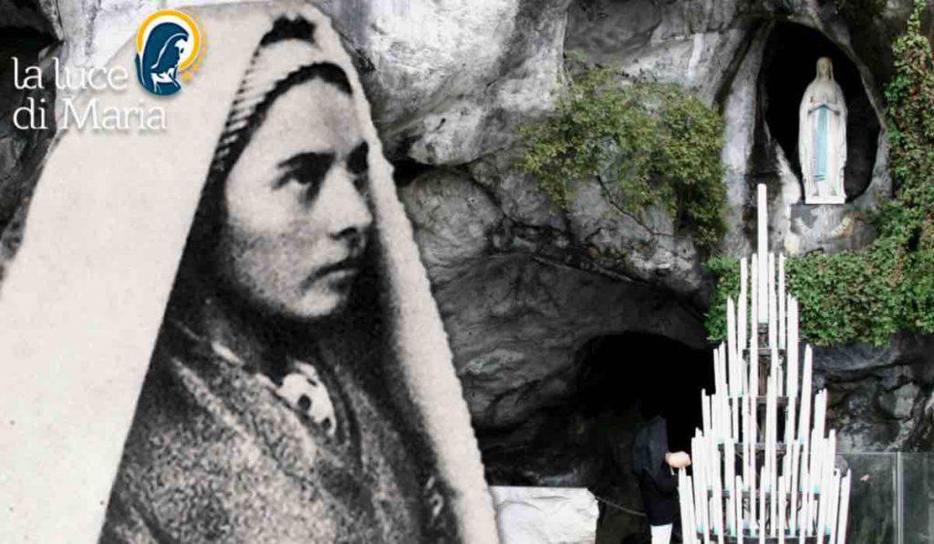 Lourdes - Bernadette