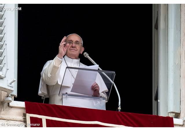 Papa Francesco il vangelo cambia il cuore.