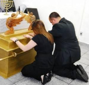 arca-idolatria