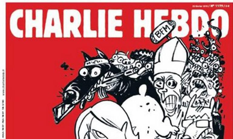 Charlie Hebdo riparte più prudente