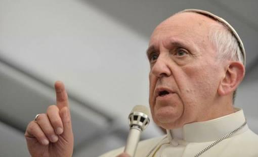 """Papa Francesco """"meglio peccatori che ipocriti."""""""