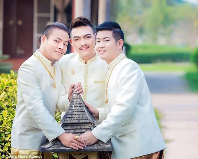 Un matrimonio a tre: torniamo alla poligamia?