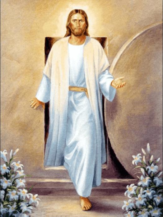 Fare Pasqua significa vincere con Gesù ogni morte!!