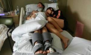 Matt-Davis-and-Danielle-Josey-Davis-in-Hospital