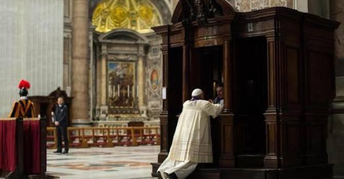 Papa-confessionale