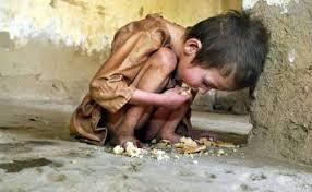 Perchè la fame nel mondo?