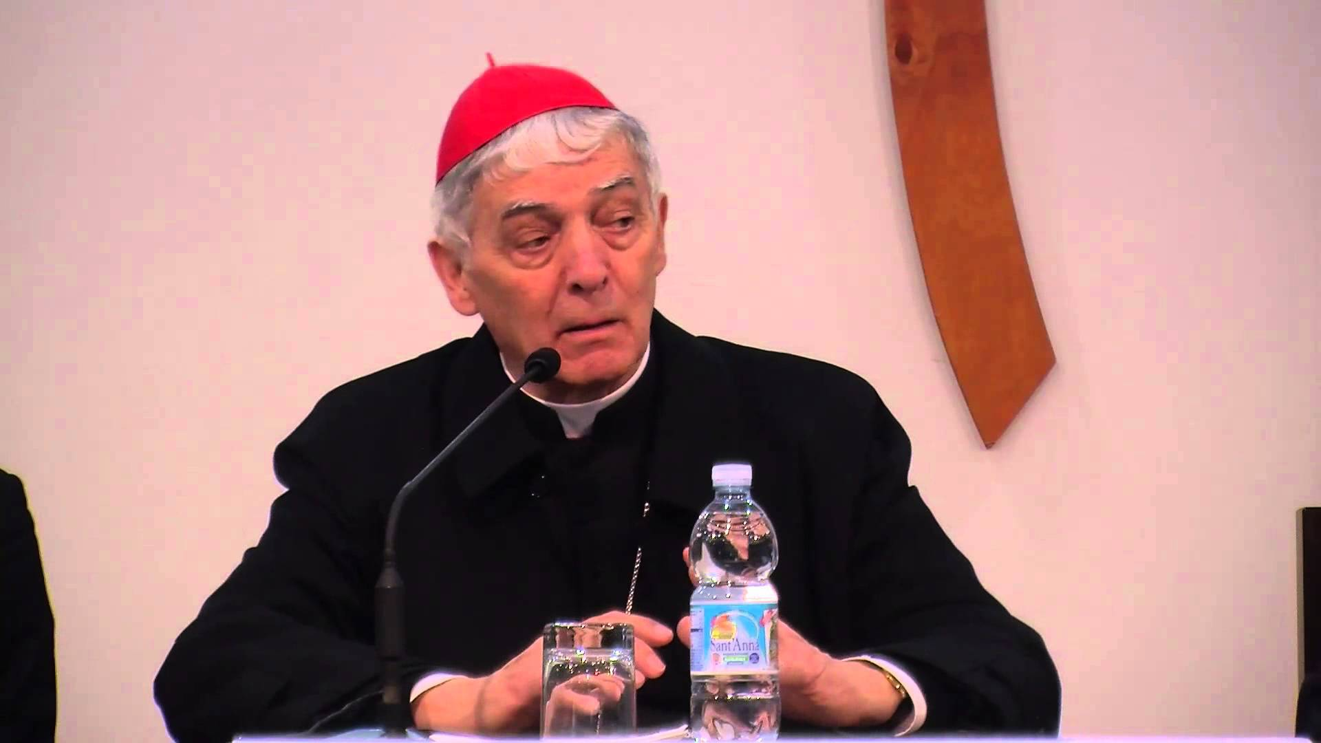 """Il Cardinale Menichelli era al Convegno """"Liberi di pensare, liberi di educare"""""""