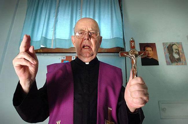 Potente preghiera di Liberazione e Guarigione di Padre Amorth