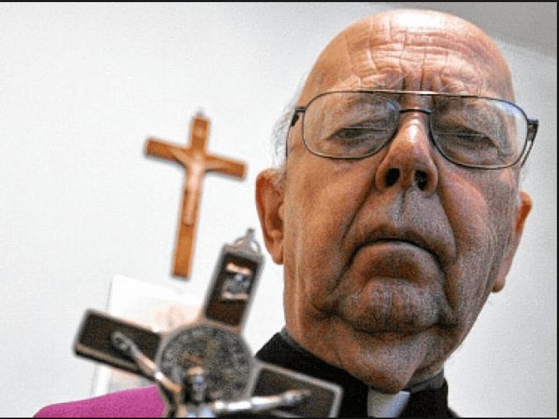 Padre Amorth: Il caso più difficile che mi sia capitato.