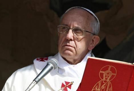 Papa Francesco: la repubblica non è certo il mio giornale preferito
