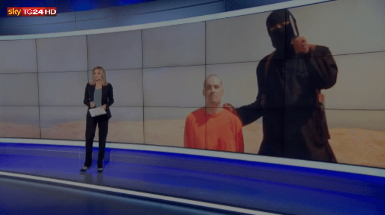 Dentro l'Isis – VIDEO SHOCK!