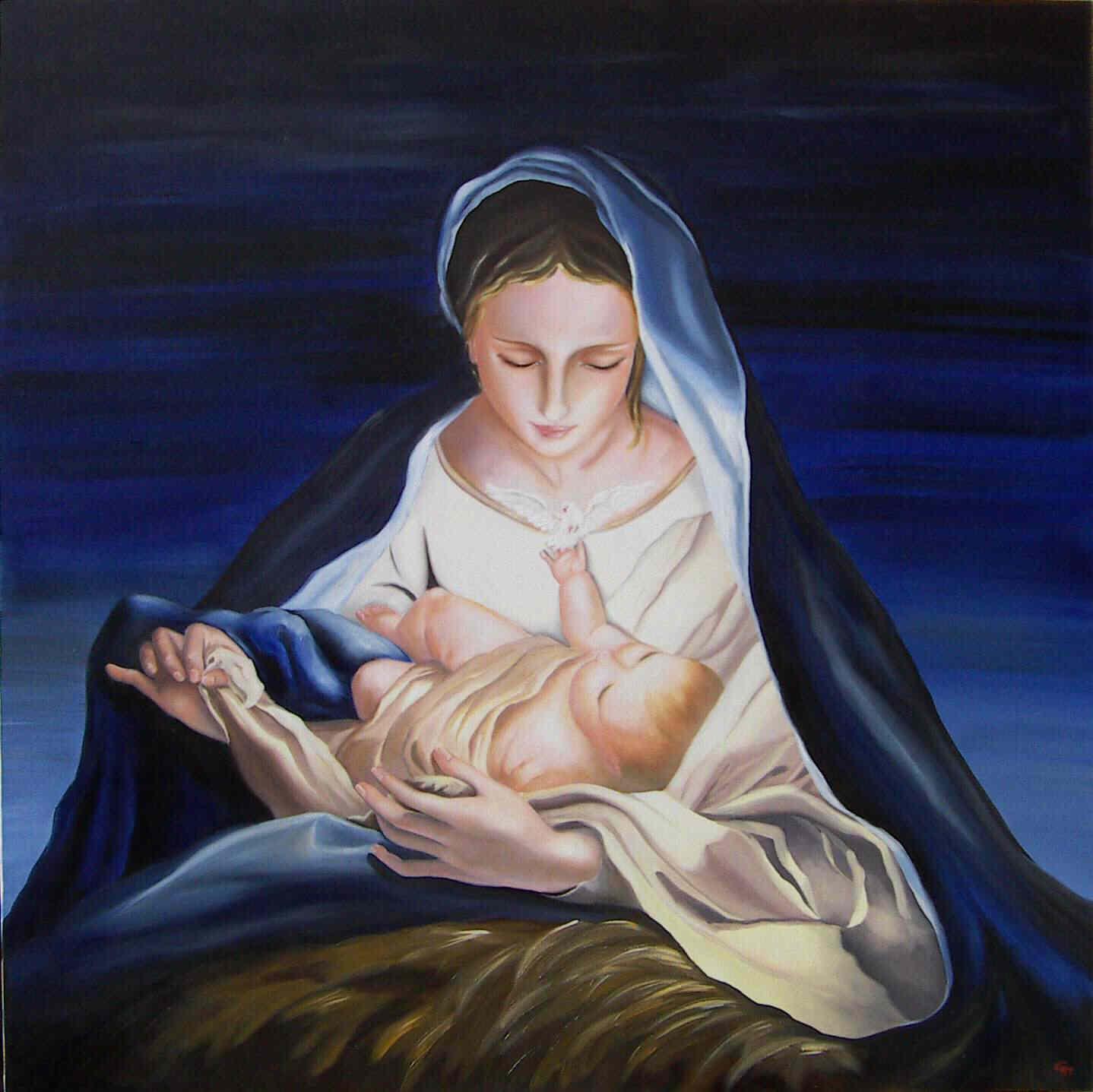 La Theotokos: Maria Madre di Dio è un dogma di fede.