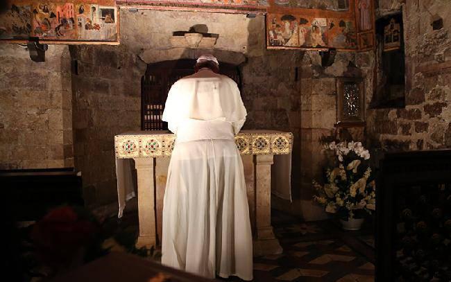 Cos'è il perdono di Assisi, che si ottiene l'1 e il 2 Agosto?