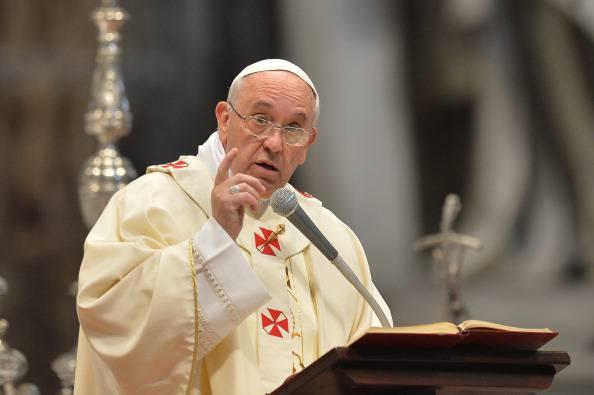 """Papa Francesco: """"la preghiera fa Miracoli""""."""