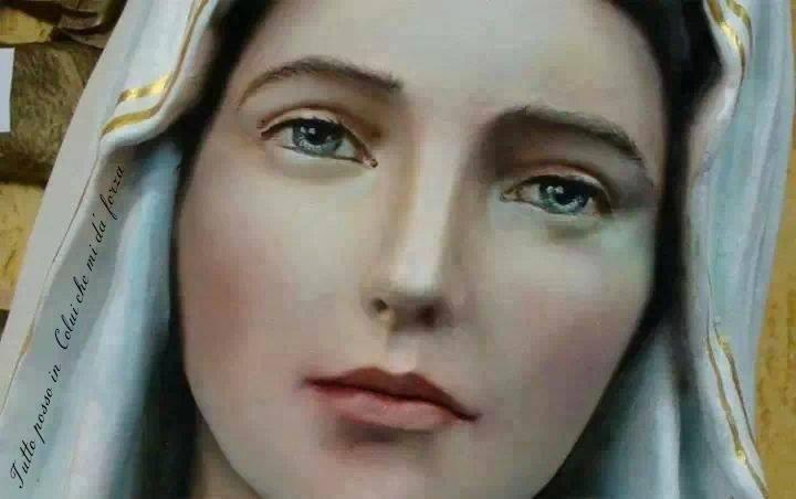 Maria Madre di Dio e Madre Nostra.