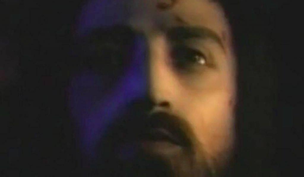 volto di Gesù 3D