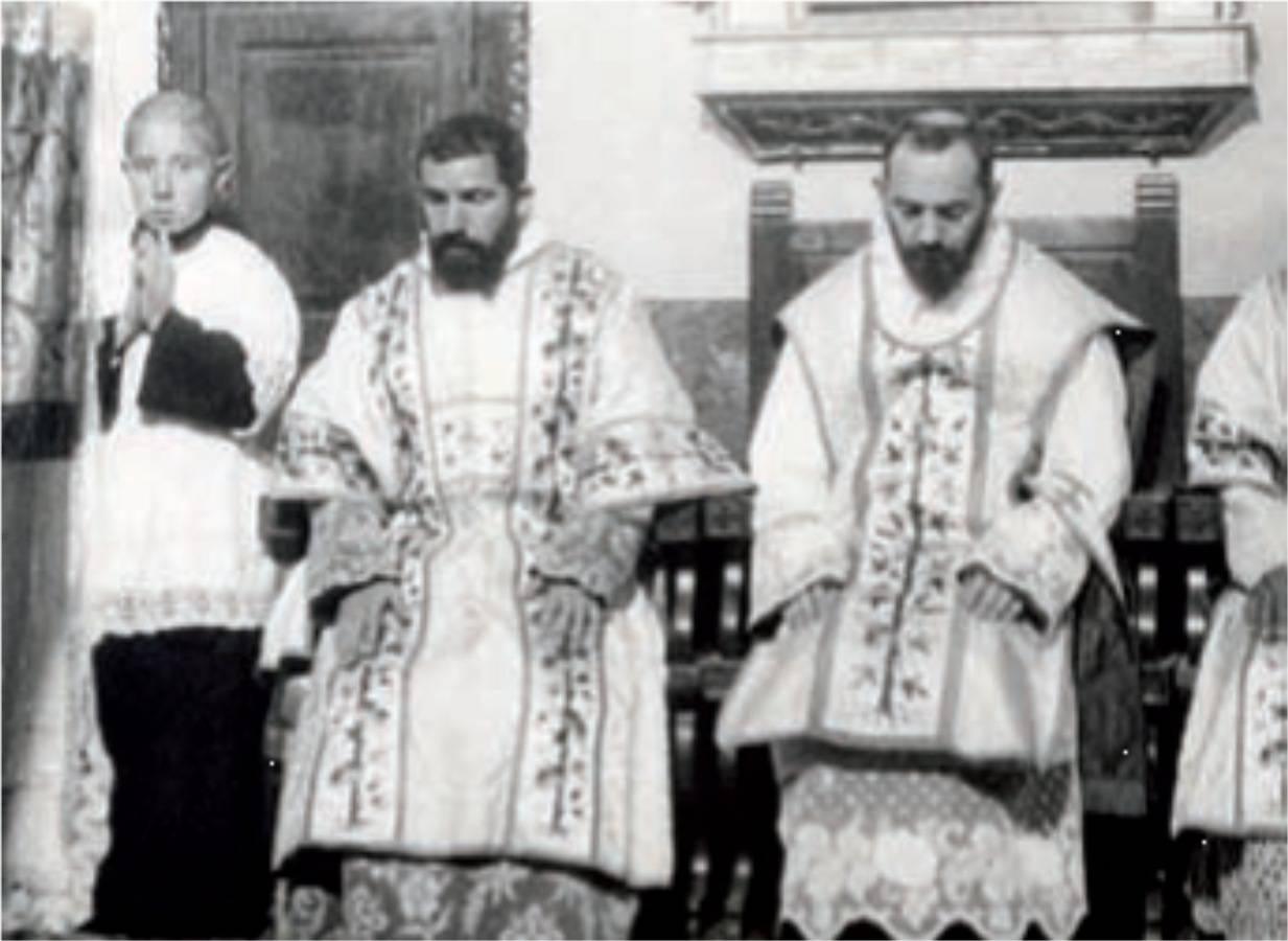 La Madonna e Padre Pio: rivelazioni shock…..