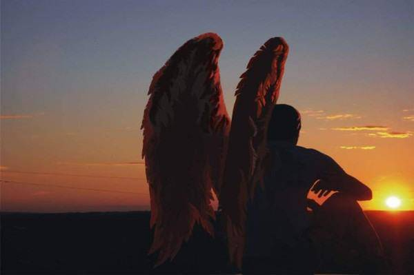 angelo-al-tramonto