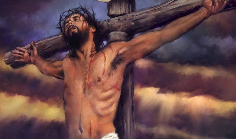 La potenza del preziosissimo sangue di Gesù.