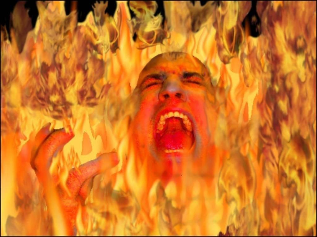racconti reali sull'inferno