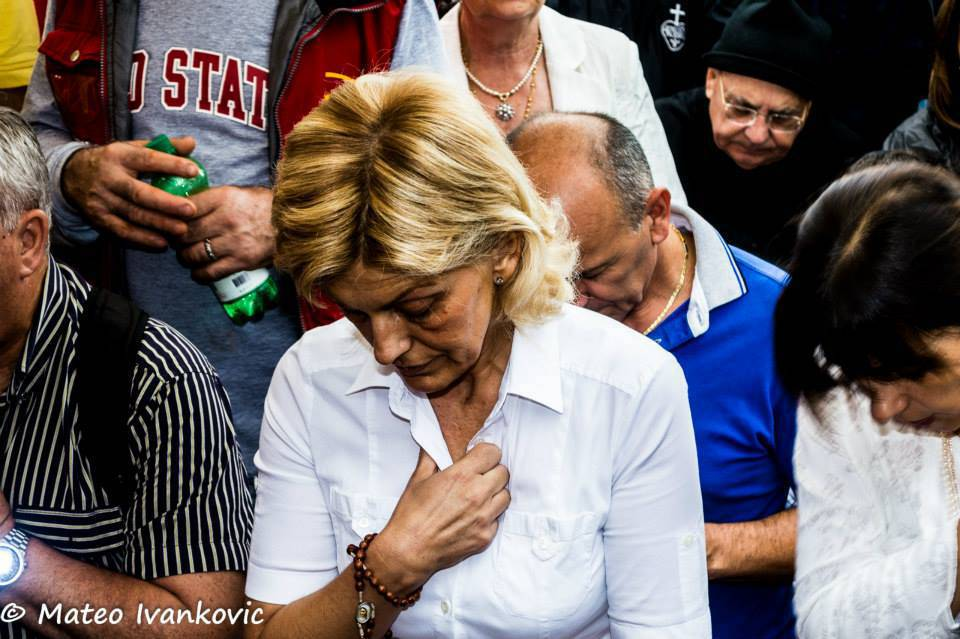 Medjugorje, Messaggio della Regina della Pace del 2 ottobre 2015 (Mirjana)