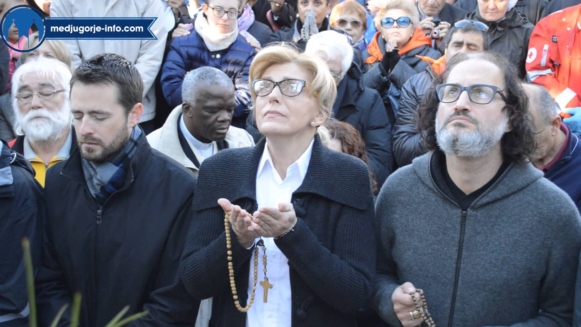 Ecco il video dell'Apparizione di oggi alla veggente Mirjana