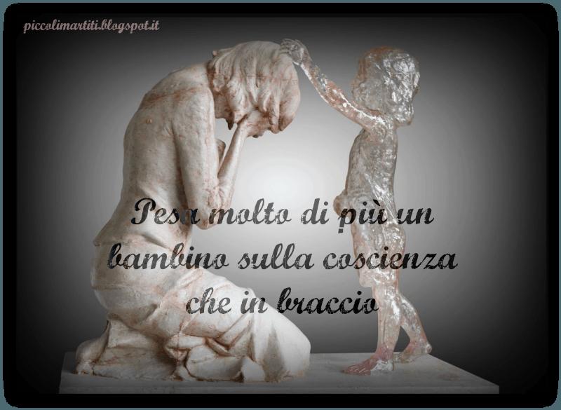monumento bambino mai nato