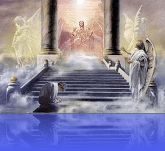 Gesù: Ci dice come dobbiamo affrontare la perdita di una persona cara.