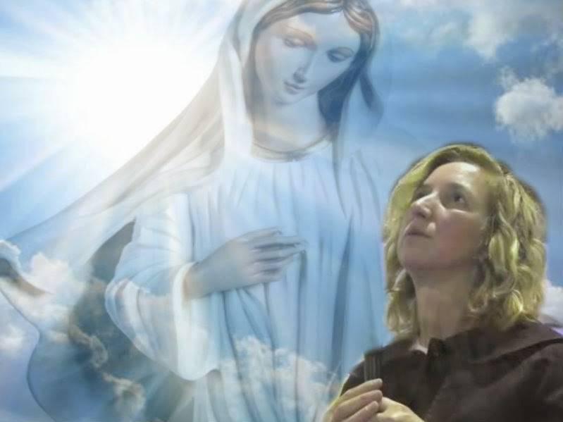 Risultato immagini per Madonna a Marija