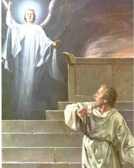 La Parola del giorno dal Vangelo secondo Luca 1,5-25.