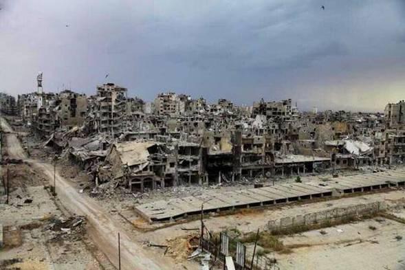 La distruzione della Siria, prevista dal profeta Isaia