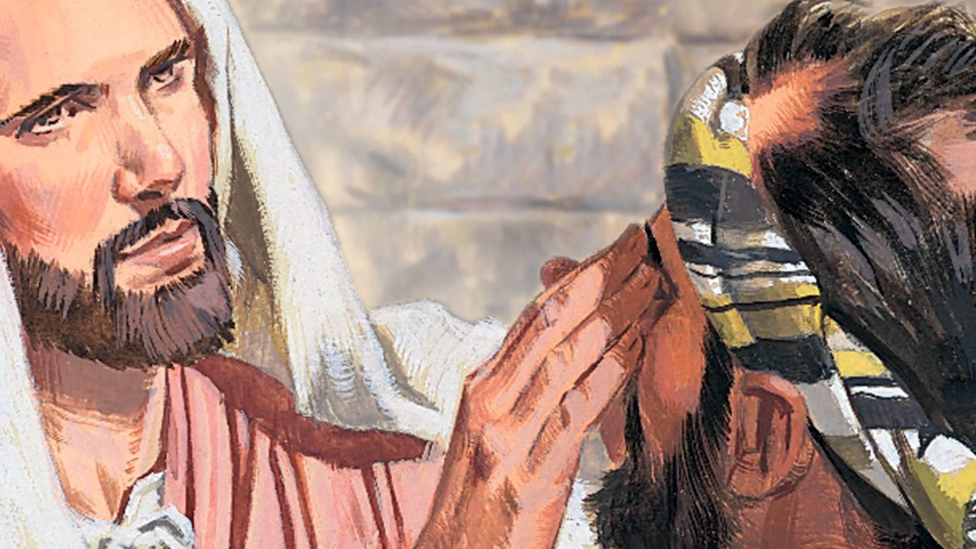 La Parola del giorno dal Vangelo secondo Luca 7,19-23.