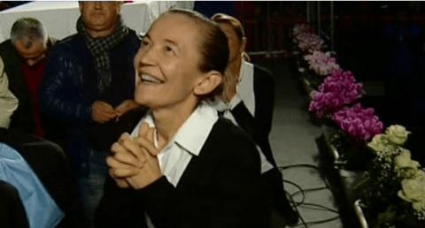 13 dicembre messaggio della Madonna dato alla veggente Vicka.