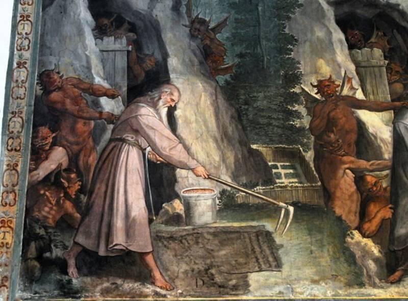 Potente preghiera a sant 39 antonio abate la luce di maria for Arredo bimbo sant antonio abate