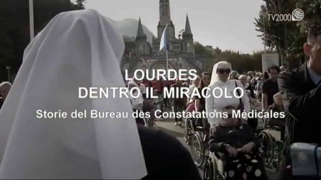Lourdes dopo 158 anni ancora un Miracolo e sono 69 ufficialmente riconosciuti.