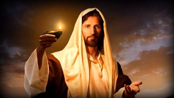 Gesù-lampada
