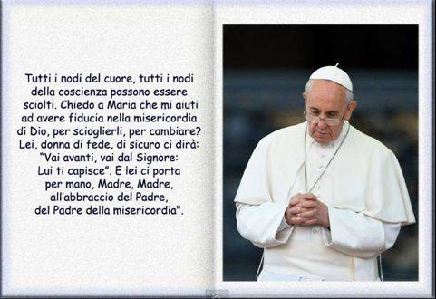 Il papa e inodi