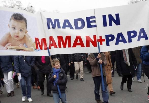 All'Onu più di 160 nazioni che indicano con chiarezza che la famiglia è quella formata da un uomo e da una donna.