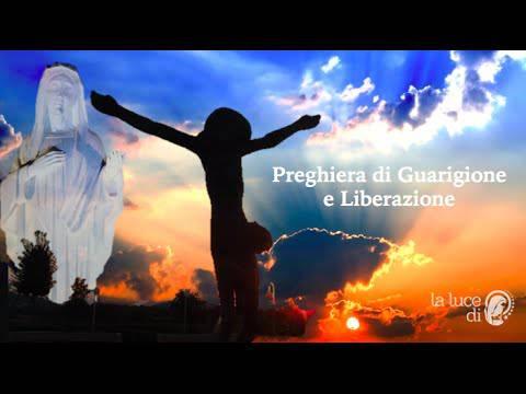Preghiera di Guarigione e Liberazione da Medjugorje