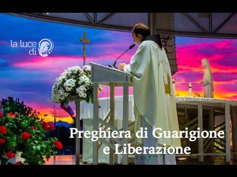 Preghiera di Guarigione e Liberazione da Medjugorje del 18.01.2016