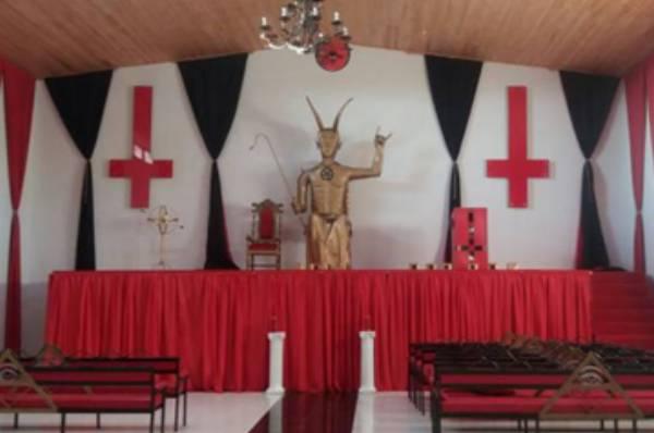 Un ex satanista racconta la sua esperienza