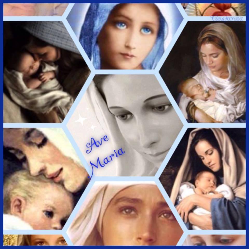 Stupendo Messaggio della Madonna in attesa di quello di domani…