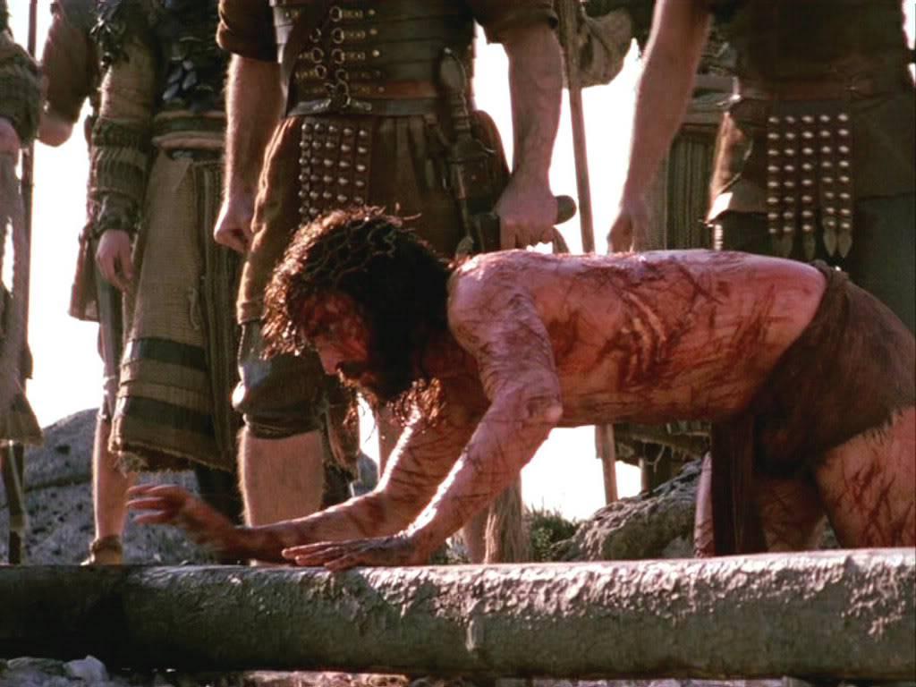 Gesù: Sai quanti colpi di flagello ho subito per amore tuo……..